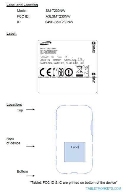 Samsung b2b tablet