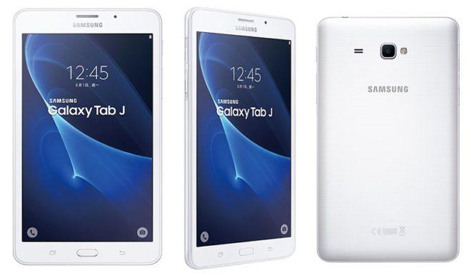 Samsung tablets 2016