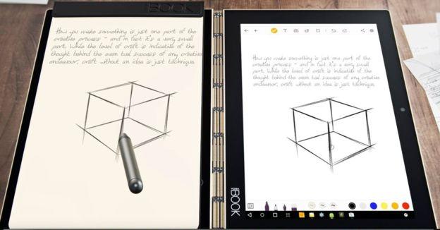10.1-inch Lenovo Yoga Book