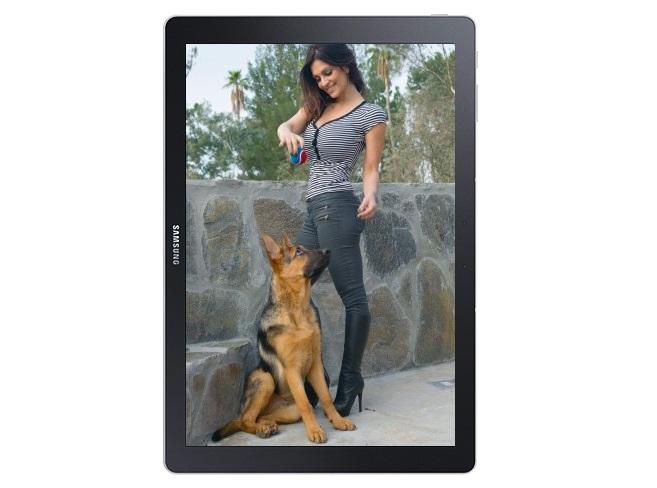 12-Inch Windows 10 Tablet  Samsung Galaxy TabPro S