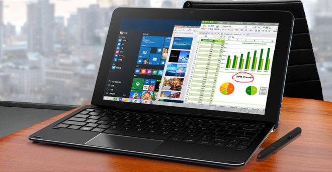 Cheapest Intel Core m tablet Windows 10