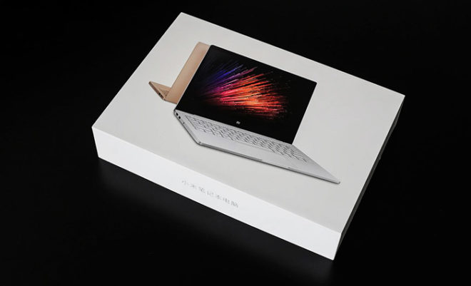 Order Xiaomi Mi Notebook Air