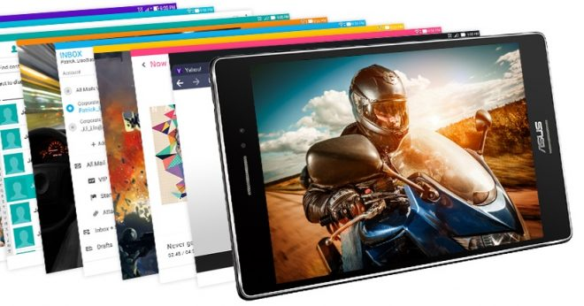 Asus ZenPad S 8.0 Android 6.0