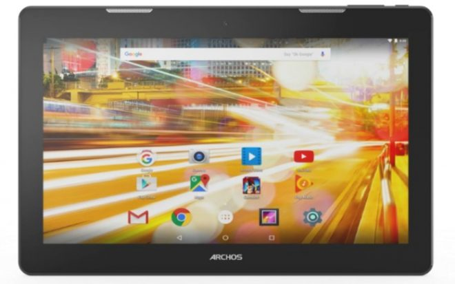 Large Android tablets