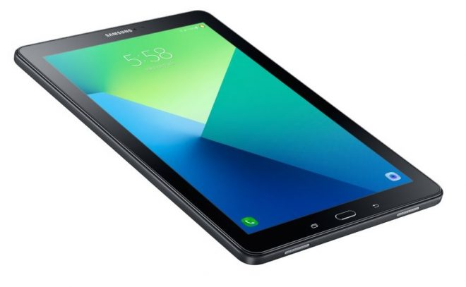 Samsung Galaxy Tab A 10.1 (2016) with S Pen