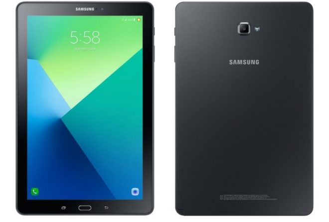 Samsung Galaxy Tab A 10.1 with S Pen