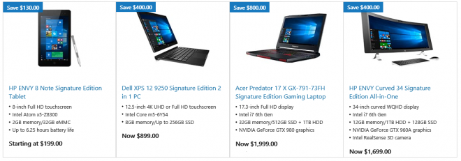 Windows 10 Computer Sale September 2016