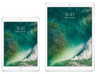 iOS 10 iPad