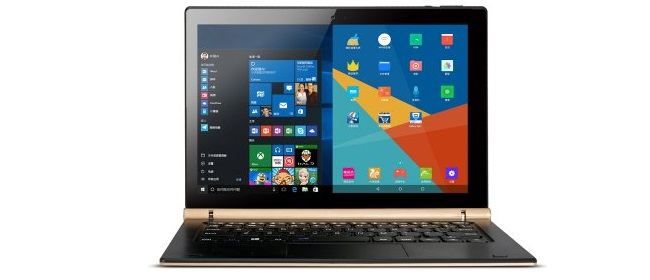 Onda OBook 20 Plus dual OS tablet