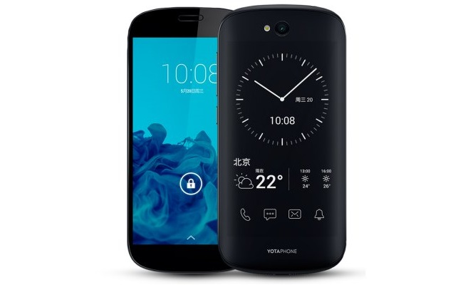 Yotaphone 2 sale