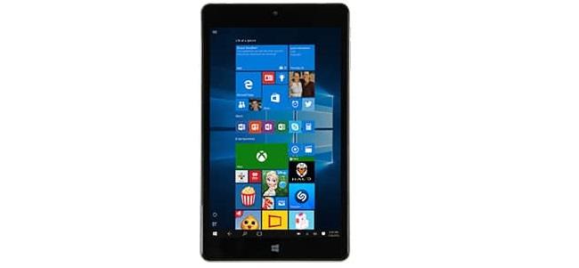 December 2016 Windows  Tablet Sales