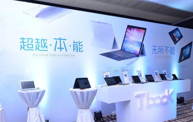 Teclast Tbook X5 Pro