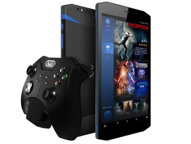 WinkPax G1 8-Inch Android Gaming Tablet With 4G And Controllers