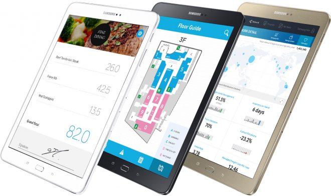 Samsung Galaxy Tab S2 9.7 Android 7.0 Nougat Updates