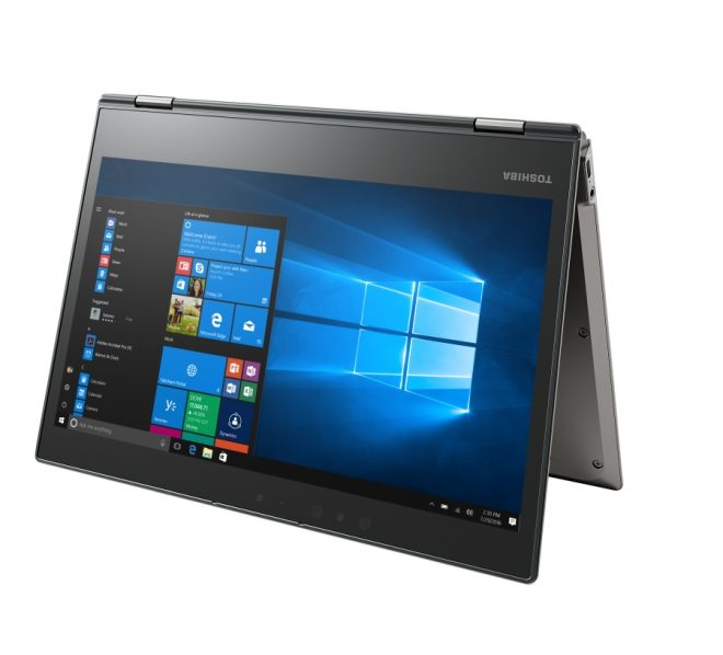 Toshiba Portege X20W - Windows 10 Convertible