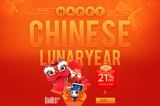 Chinese Lunar Year Sales
