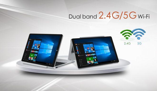 Chuwi Hi13 dual band Wi-Fi ac
