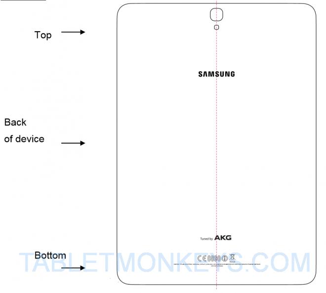 Samsung Galaxy Tab S3 AKG