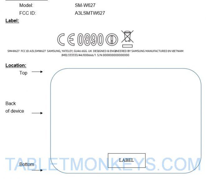 Samsung SM-W627