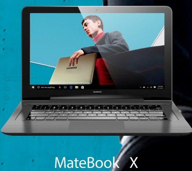 Huawei MateBook X 15.6