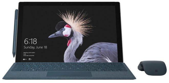 Microsoft Surface Pro 5 - 2017-2018 Model Kaby Lake