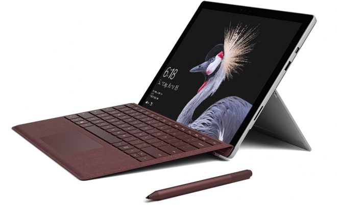 New Surface Pro 5 2017 Windows 10 2-in-1 Tablet With Kaby Lake Processor