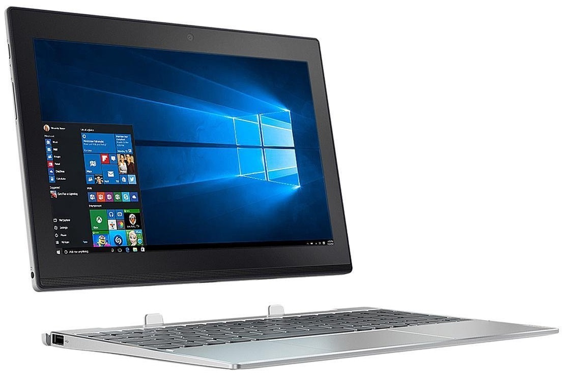 Lenovo Miix 320 10 1-Inch Windows 10 2-In-1 Taking Orders