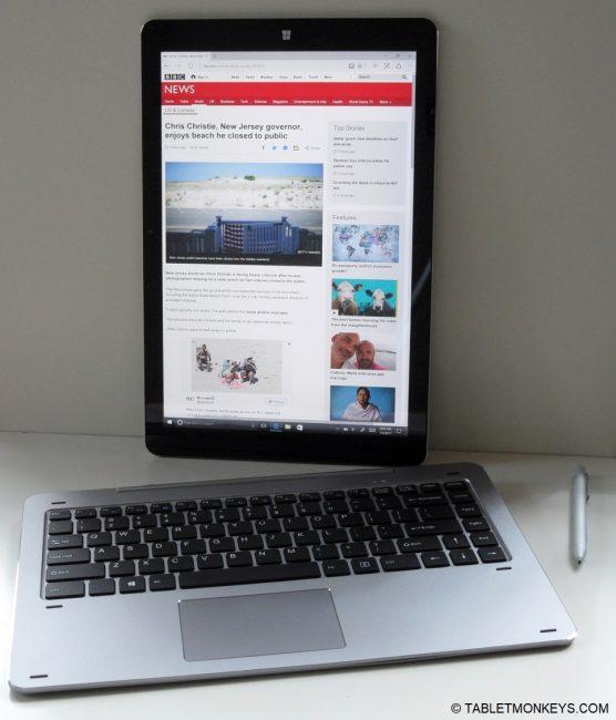 Chuwi Hi13 Review  - Tablet - Pen - Keyboard