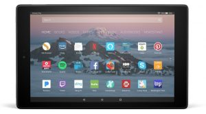 New Amazon Fire HD 10