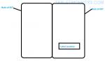 Foldable Tablet Phone ZTE Axon Multy (Z999)