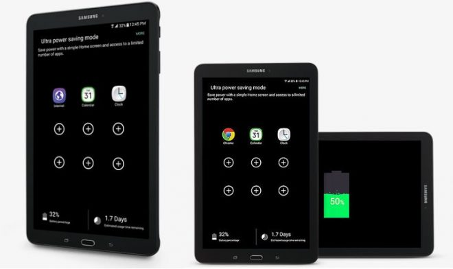 Samsung Android 7.0 Tablets With 4G