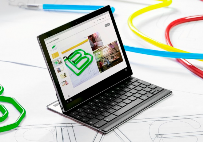 Google Pixel C With Android 8 1 Preview