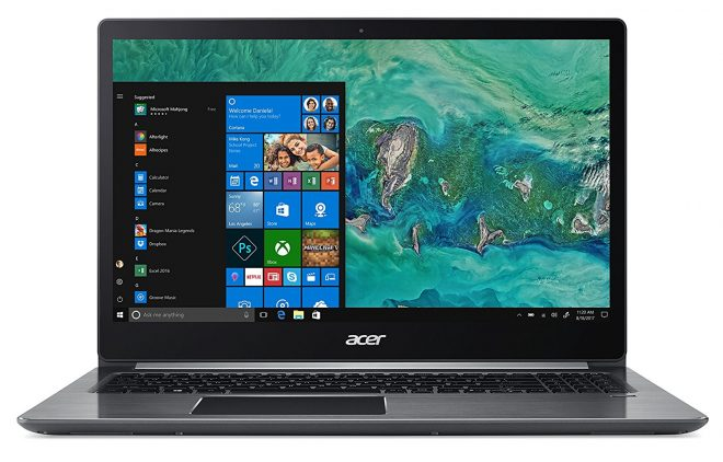 2018 AMD Laptops Windows 10