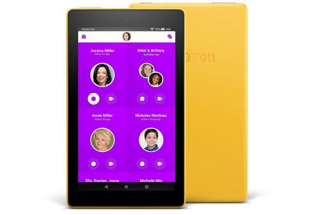 Facebook Messenger Kids For Fire Tablets