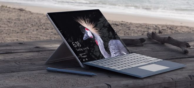 Surface Pro Sale February 2018 Valentine's Day