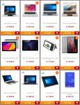 April Tablet Sales