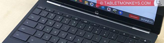 HP Chromebook x2