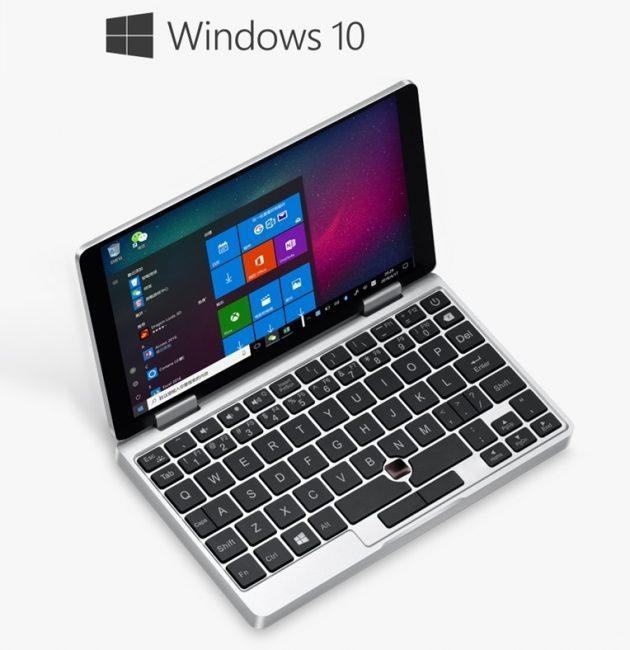 7-Inch Windows 10 Laptop notebook 2-in-1 netbook