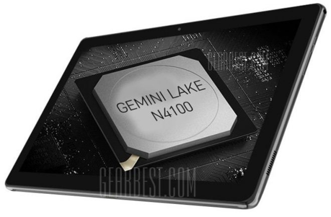 Gemini Lake N4100 Tablets