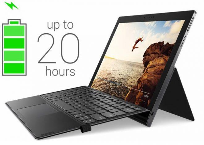 Lenovo Miix 630 Release Date: June 27, 2018 - Qualcomm