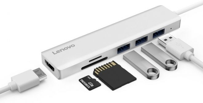 Lenovo USB Hub