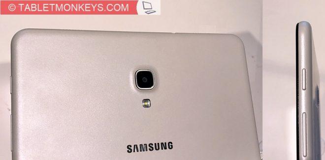 Samsung Galaxy Tab A 10.5 (Silver White Grey)