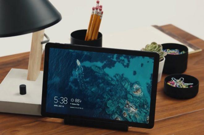 Samsung Galaxy Tab S4 Docking
