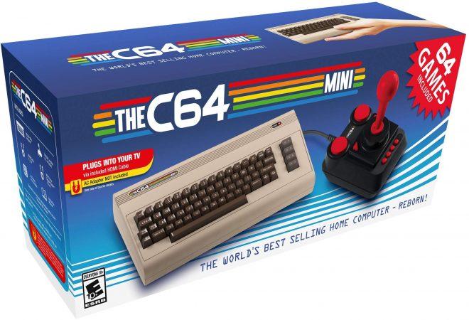 C64 mini Release