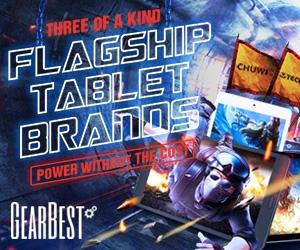 Gearbest Tablets