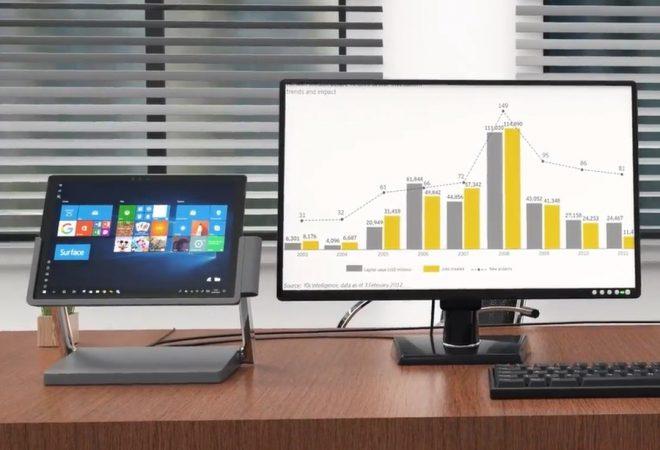 Kensington Sd7000 Surface Pro Docking Station Release