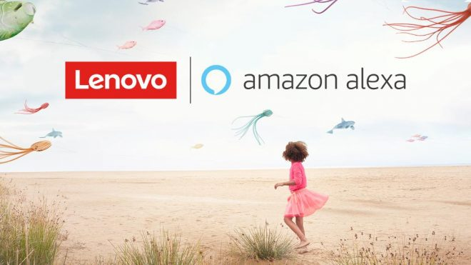 Lenovo Smart Tab Amazon Alexa
