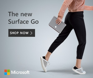 Microsoft Store Surface Tablets
