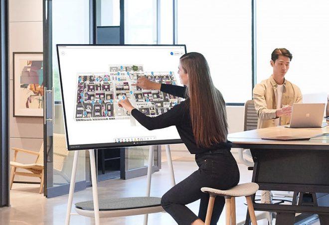 Surface Hub 2S