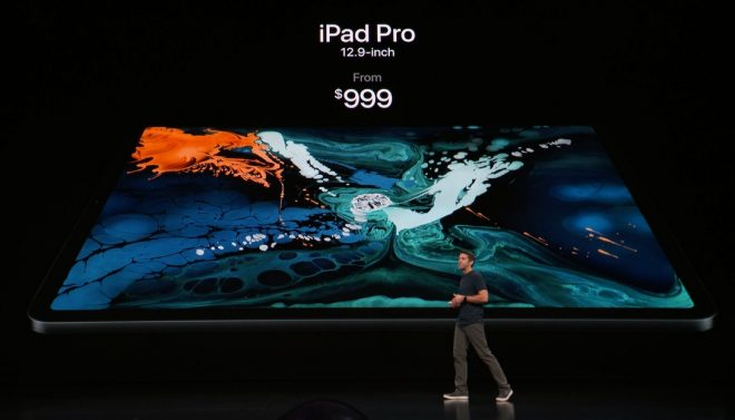 Apple iPad Pro 12.9 2018-2019 Model